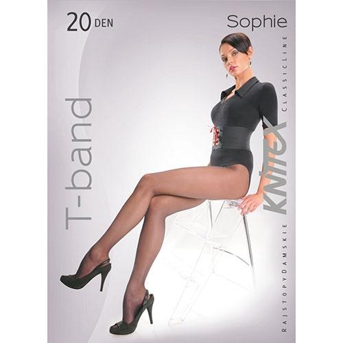 Dresuri Sophie T-Band 20 DEN 0